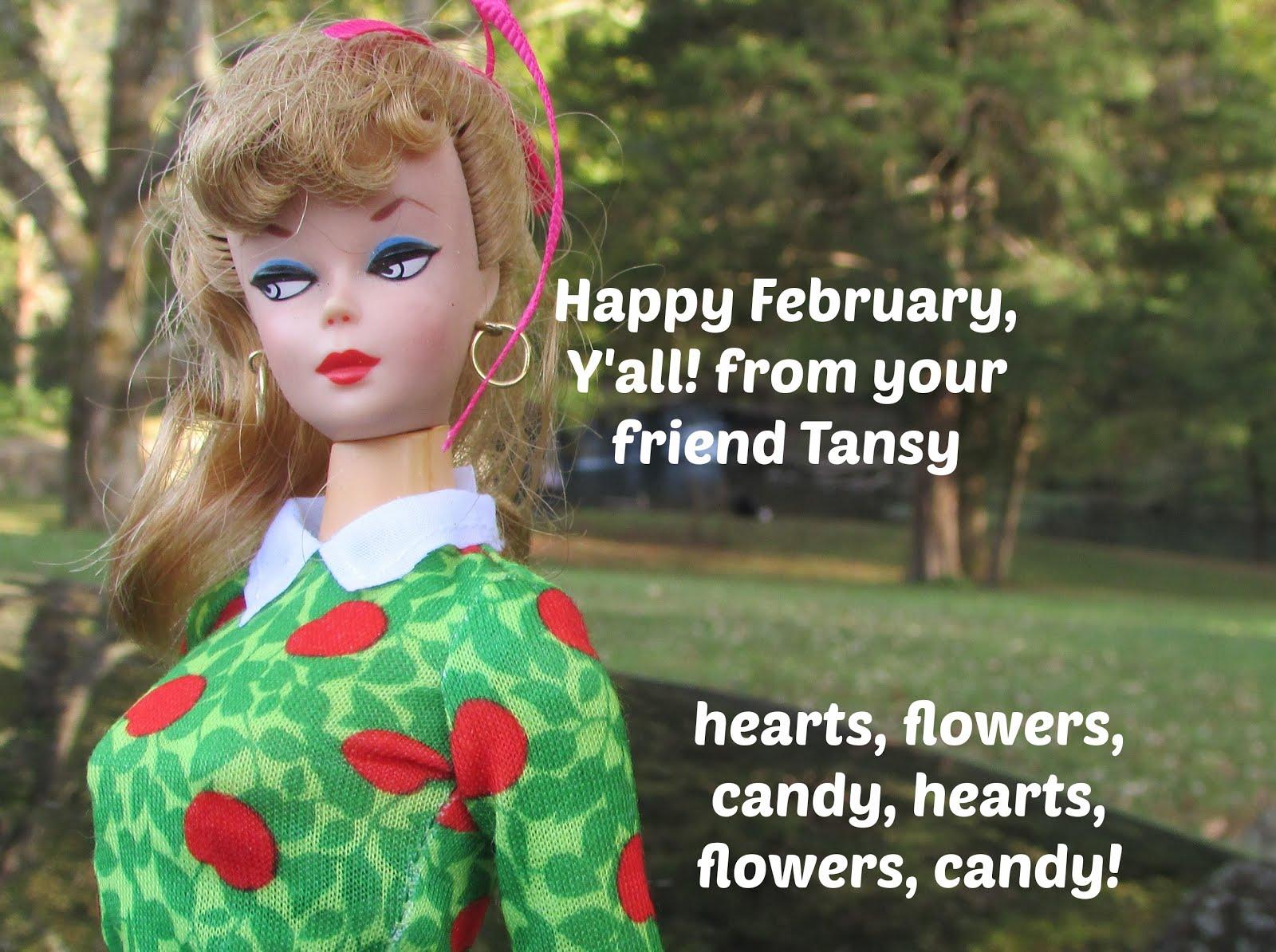 February is here already?! I like JEWELRY!