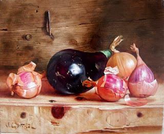Cuadros de Bodegones en Pintura Realista
