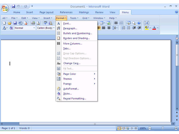 office 2007 service pack 3