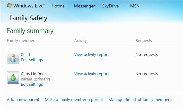 Cara Mengawasi Dan Mengatur Penggunaan Komputer Anak Anda Pada Windows 8