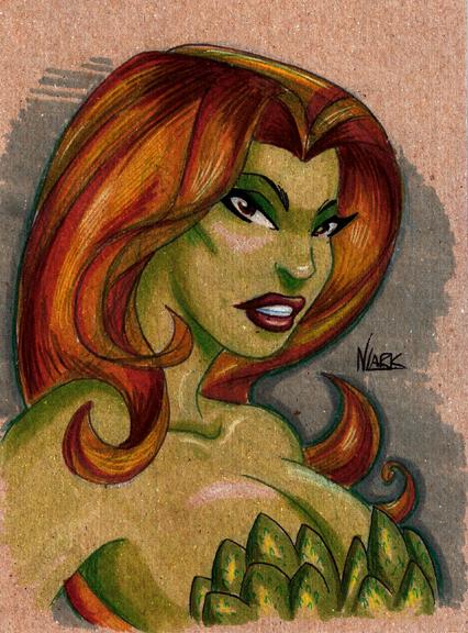 poison ivy costume makeup. poison ivy costume make up