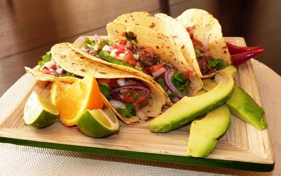 Hot Chilli Smaki: Tacos de Carnitas