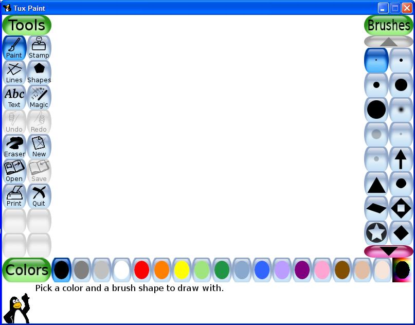 Download tux paint full free software menggambar untuk Paint software free download