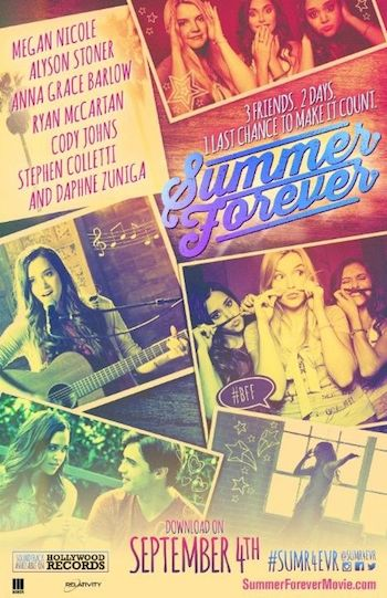 Summer Forever 2015 Full Movie Download