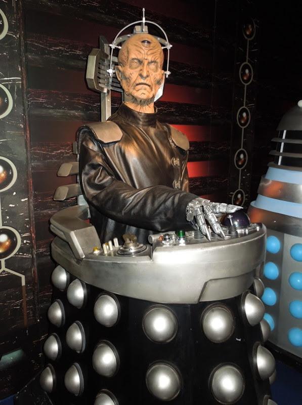 Dalek creator Davros Doctor Who