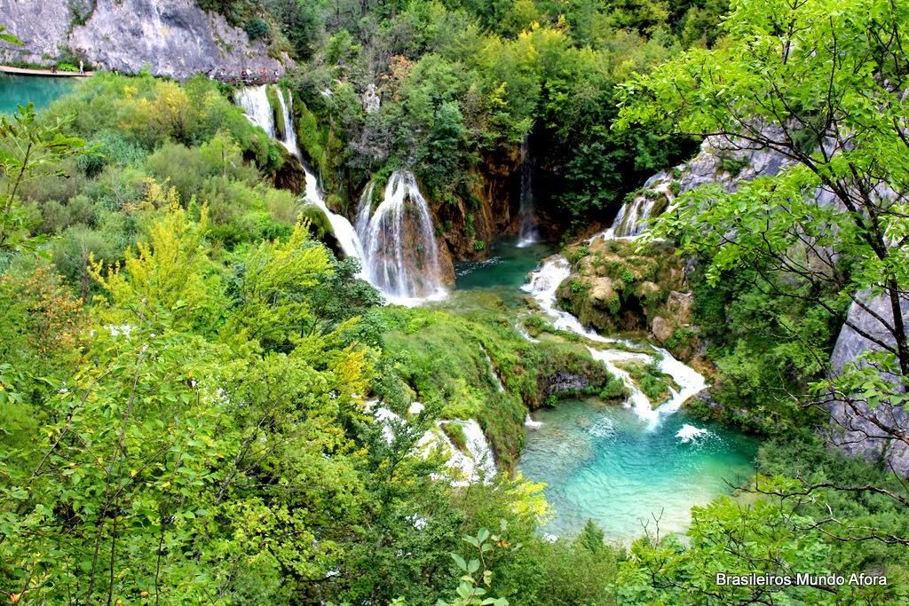 Nationalpark Plitvicer Seen - Croácia