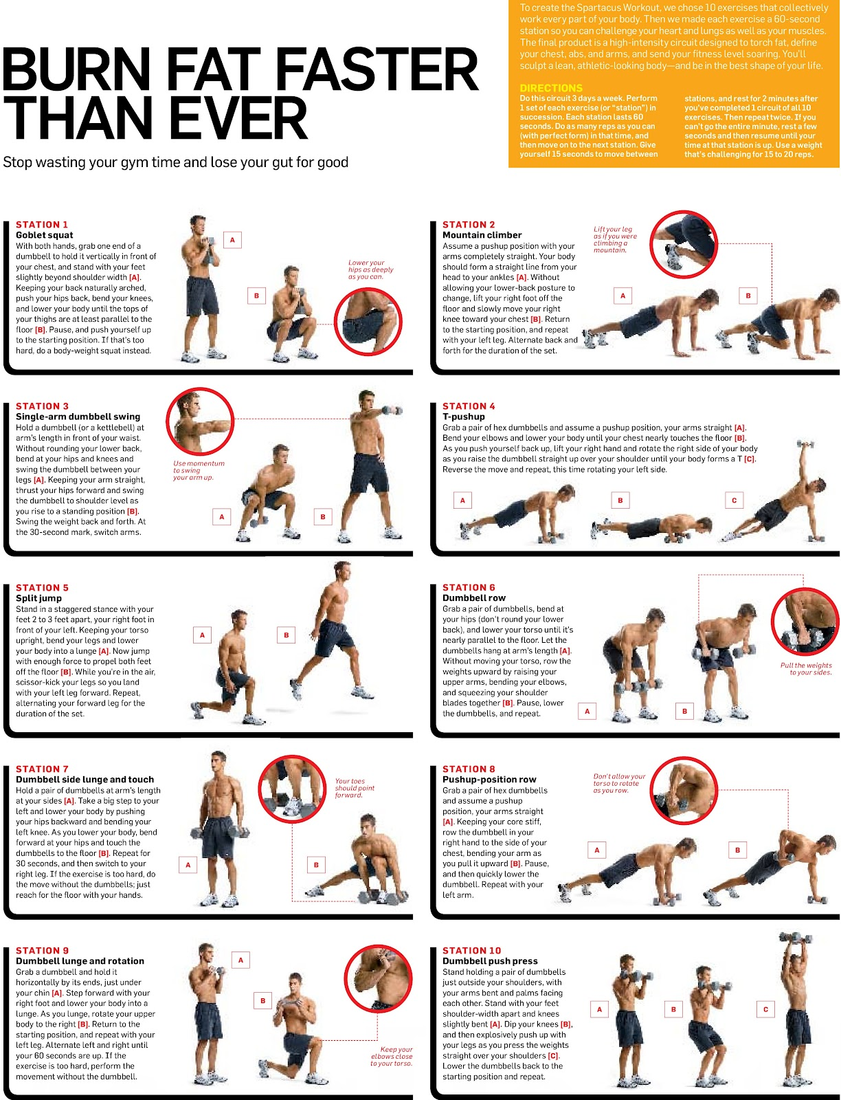 Playful image within spartacus workout printable