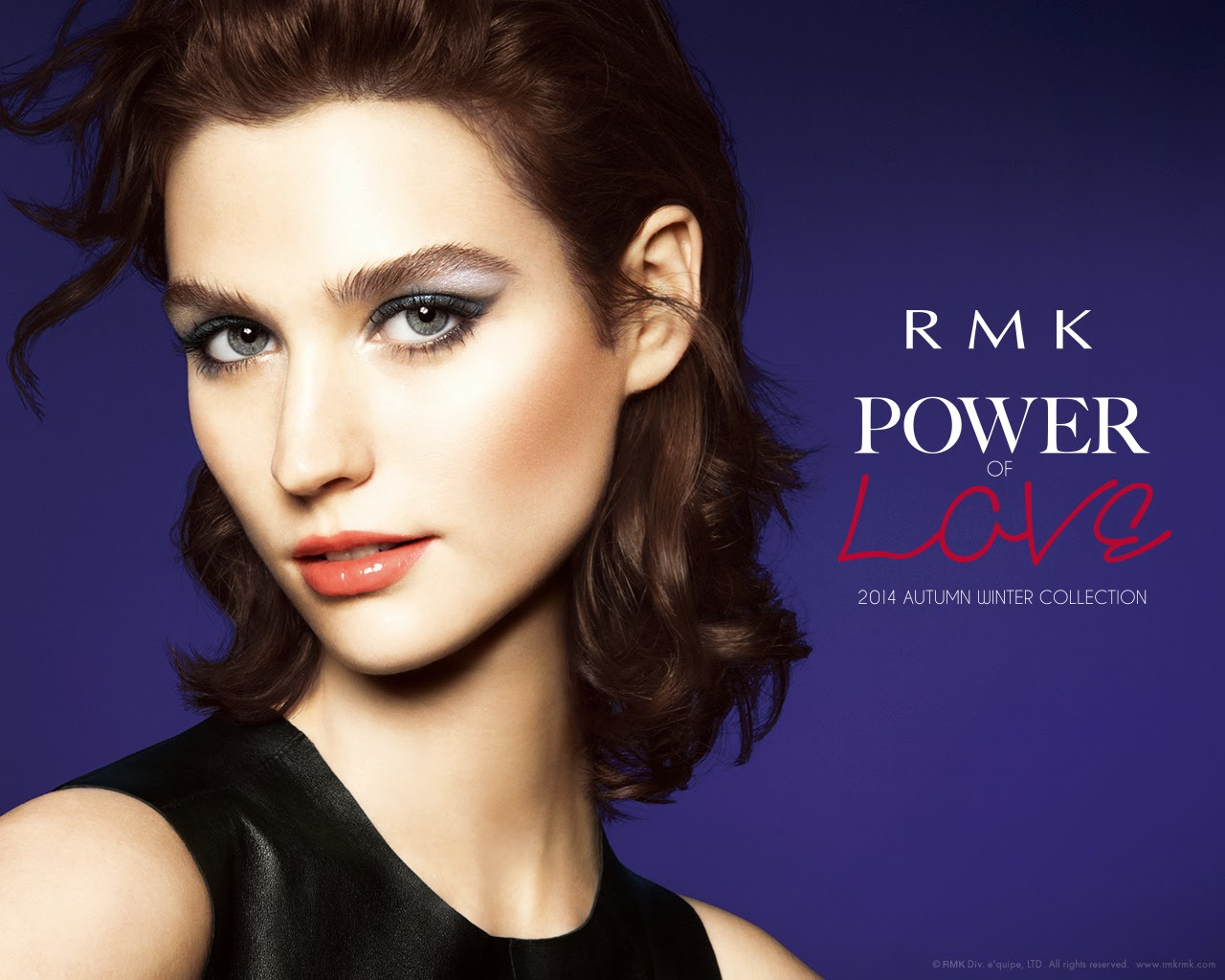 RMK Power Of Love Collection for AW2014