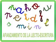 ACTIVIDADES INTERACTIVAS: AFIANZAMIENTO DE LA LECTO-ESCRITURA