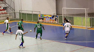 Comary/PMT e ADDP/Cabo Frio disputam semifinais do Campeonato Estadual de Futsal