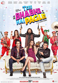 Teri Bhabhi Hai Pagle (2018) Hindi Movie HDRip | 720p | 480p
