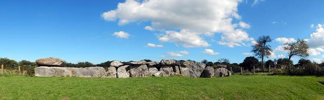 Normandy Megalith Allée couverte de Bretteville