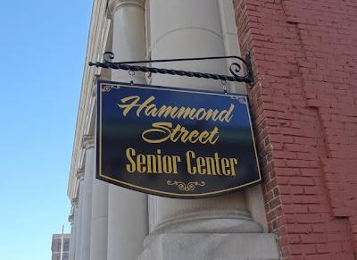 Hammond_Street_Senior_Center,Bangor,Maine,Downtown,building,sign,auction