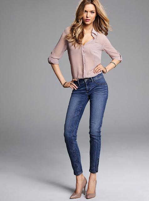 Josephine Skriver model