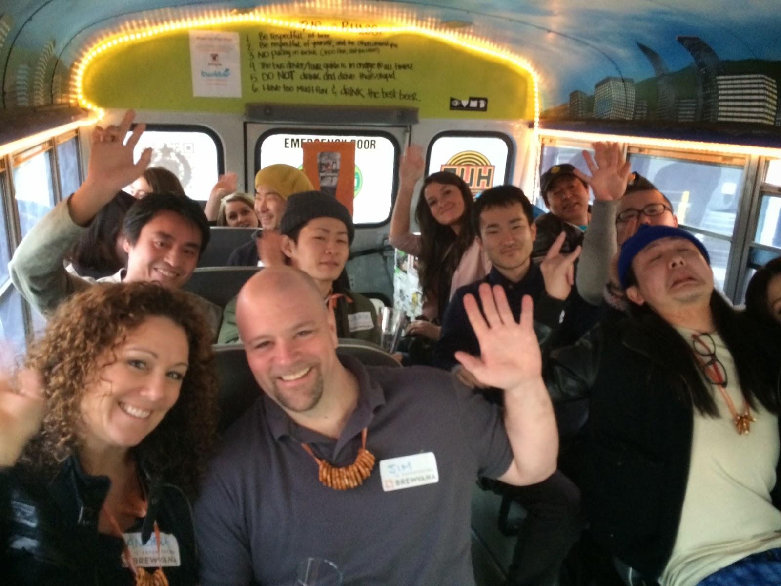 オレゴン ポートランド ビール ツアー