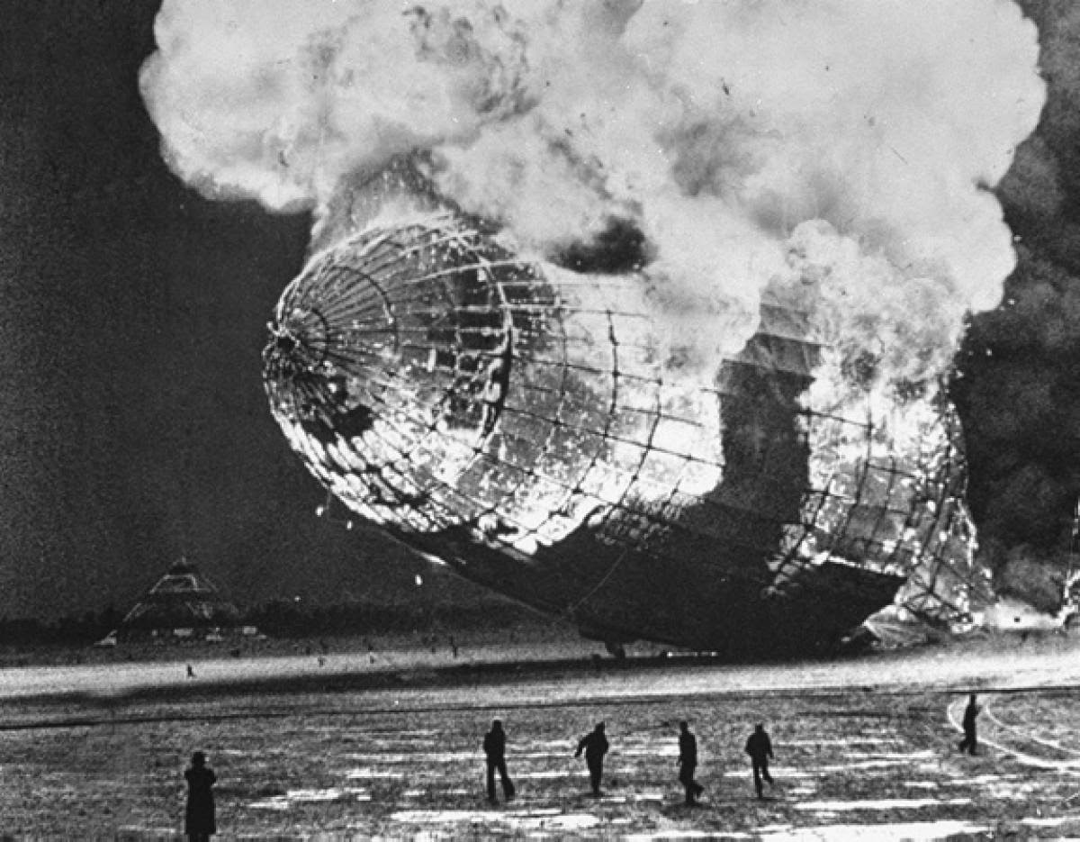 the contributions of the hindenburg to the history of the aircraft and its investigations Dead zeppelins: brazilian gravesite is airships the giant zeppelin hindenburg  the immense structure dwarfs the fixed-wing military aircraft that are its.