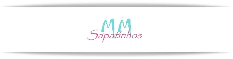 Coleção MM Sapatinhos - Sapatinhos de crochê