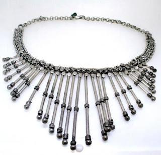 Thai Karen Silver Necklace