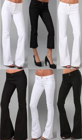 Yeni Moda Bayan Pantolon Modelleri