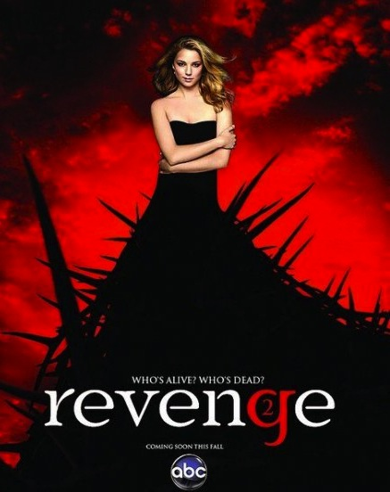 revenge season 2 poster Revenge Legendado RMVB + AVI
