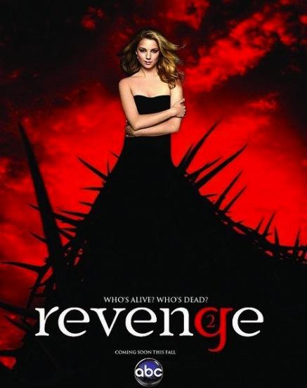 revenge season 2 poster Revenge Todos Episódios Dublados RMVB