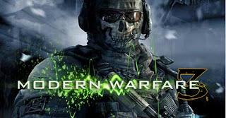Jogo  Modern Warfare 3