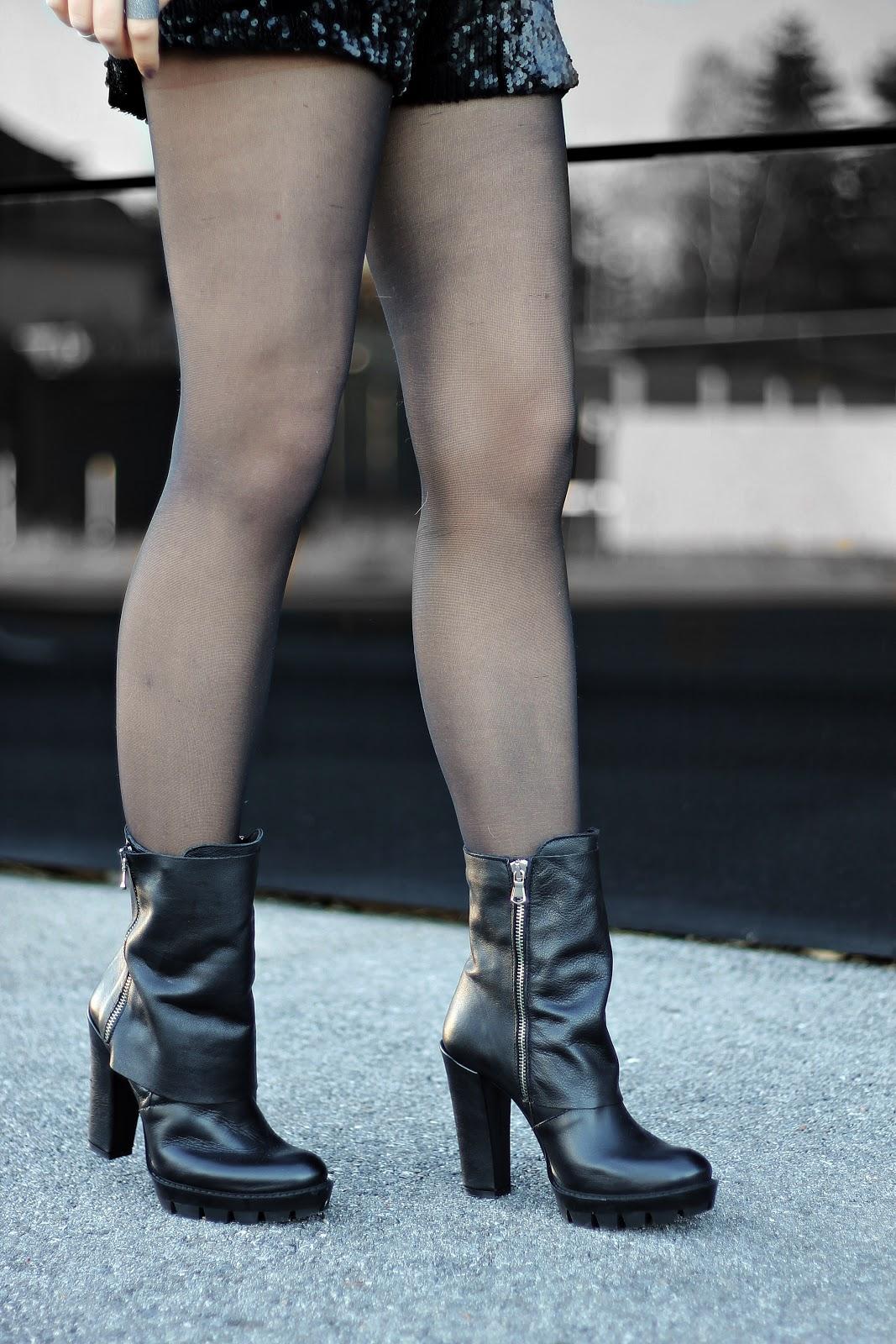 Versace Stiefeletten