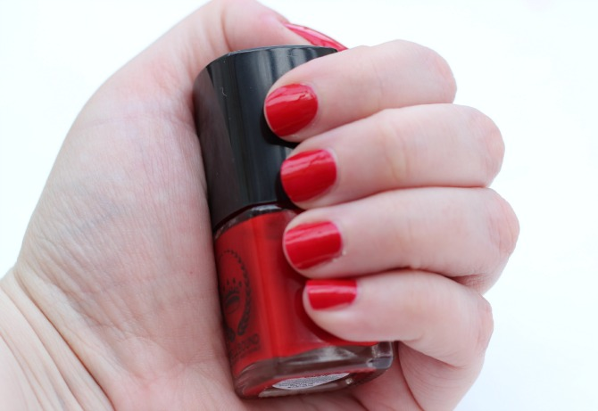 Wantable May nail polish on nails