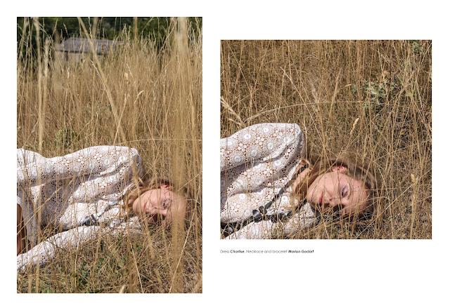 No Face No Name blog mode fashion féminin femme paris belle des champs field