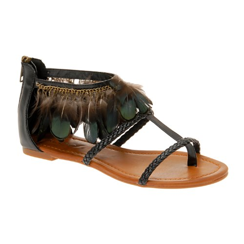 Lampe Aldo Shoes flat sandals - Black flat sandals