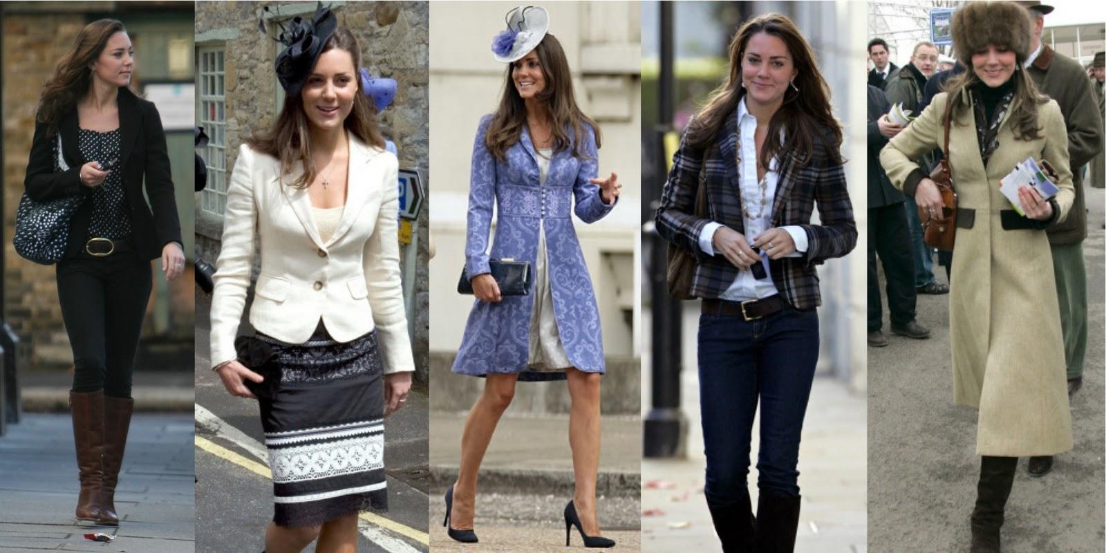 Pinkiller Kate Middleton Style