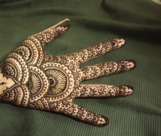 Mehndi Patterns On Paper For Kids : Mehndi designs patterns images book for hand dresses
