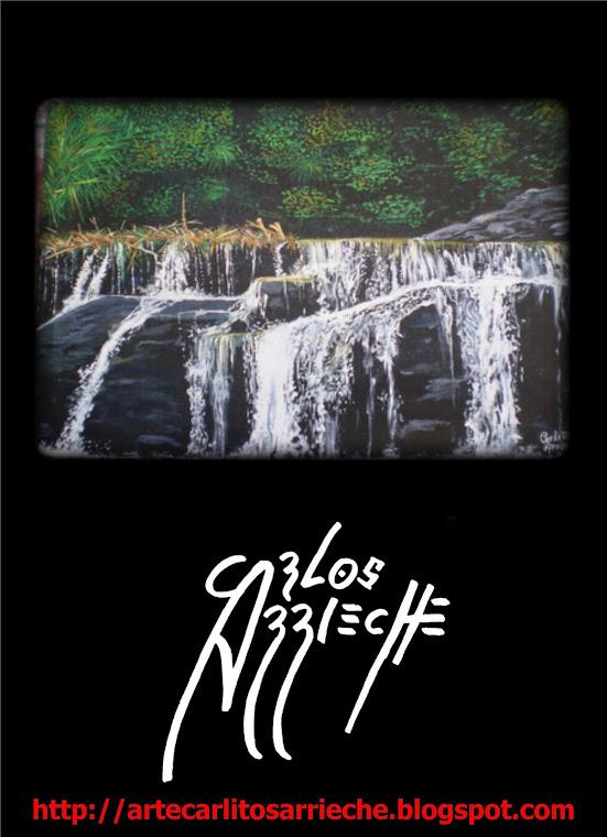 Pinturas de Carlos Arrieche