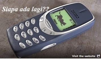 Siapa ada Nokia3310?