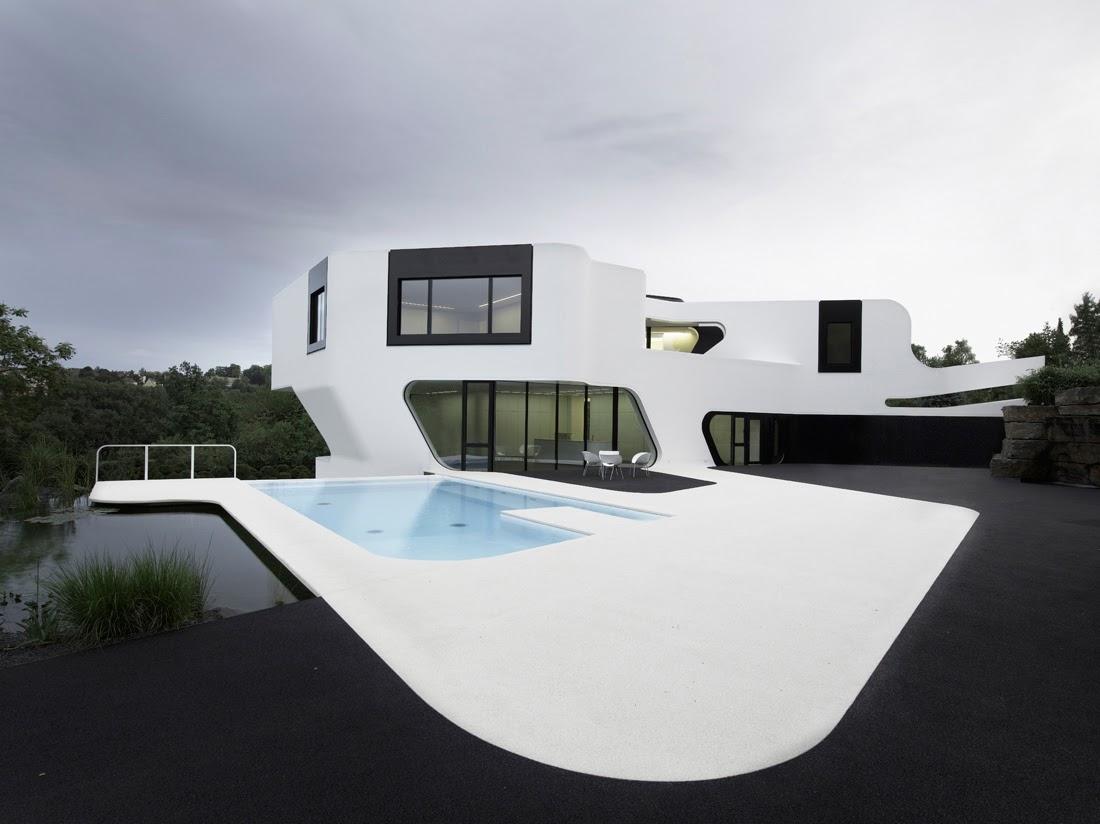 ARCFLY: Dupli Casa by J. Mayer H. Architects