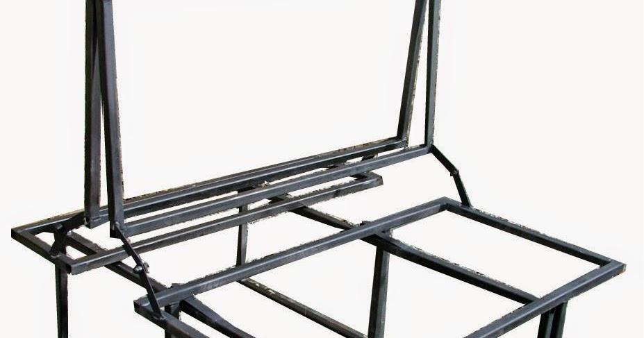 peugeot expert  806  scudo  dispatch  conversion  bed frame