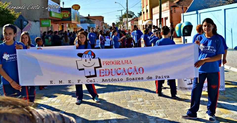 Desfiles de 07 de Setembro em São José do Norte