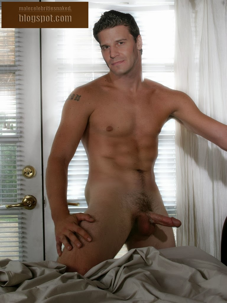 from Aiden david boreanaz naked pics