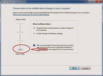 Cara Terlengkap Instalasi XAMPP pada OS Windows 7