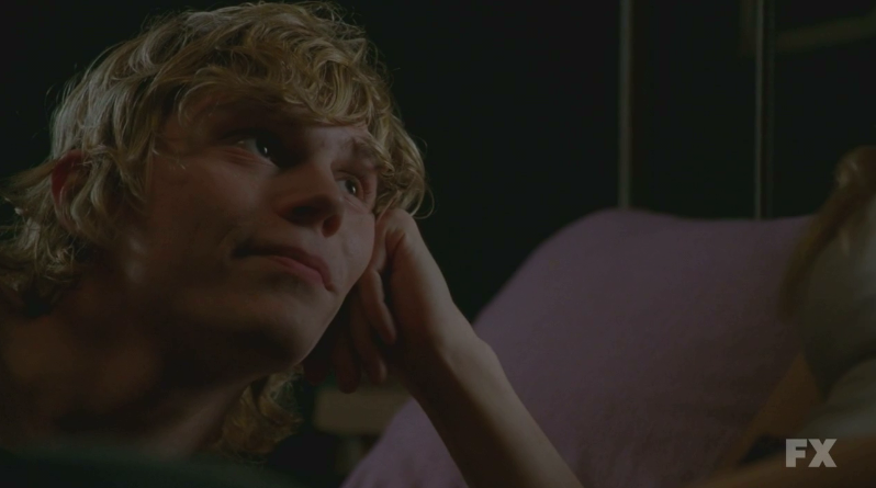 The Angst Report.: American Horror Story: Tate is Rubber ...