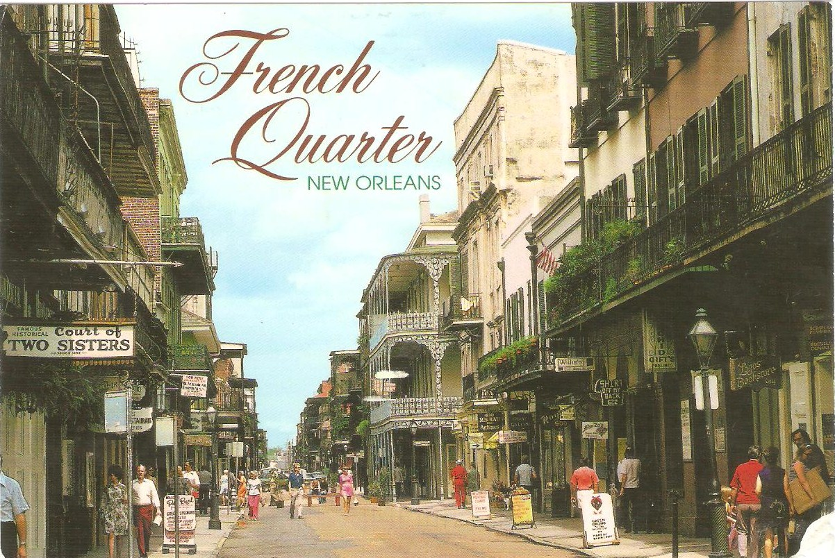 gone postal french quarter new orleans. Black Bedroom Furniture Sets. Home Design Ideas