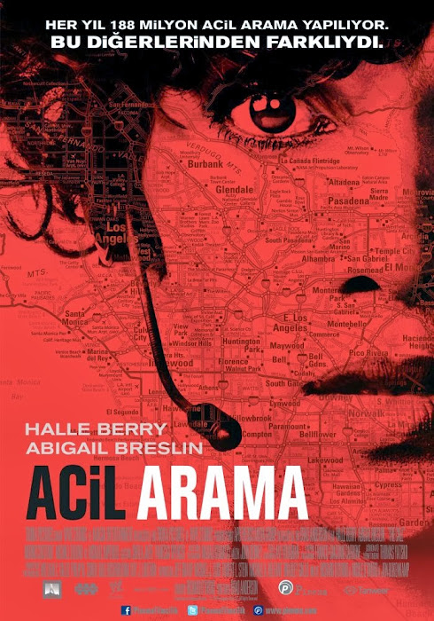 Acil Arama - The Call 2013 Türkçe Dublaj Tek Link Film İndir
