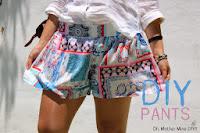 Pattern шорты