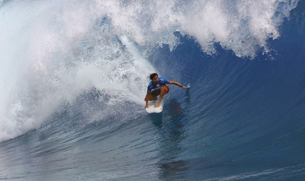 Billabong Pro Tahiti 2014 Aritz Aranburu Foto ASP Will H S