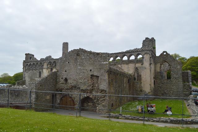 St Davids Cathedral, St Davids, Pembrokeshire,