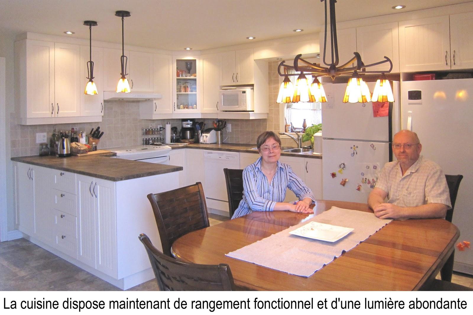 Rénovation de cuisine et salle de bain à Montréal / Cas #CP0102-01