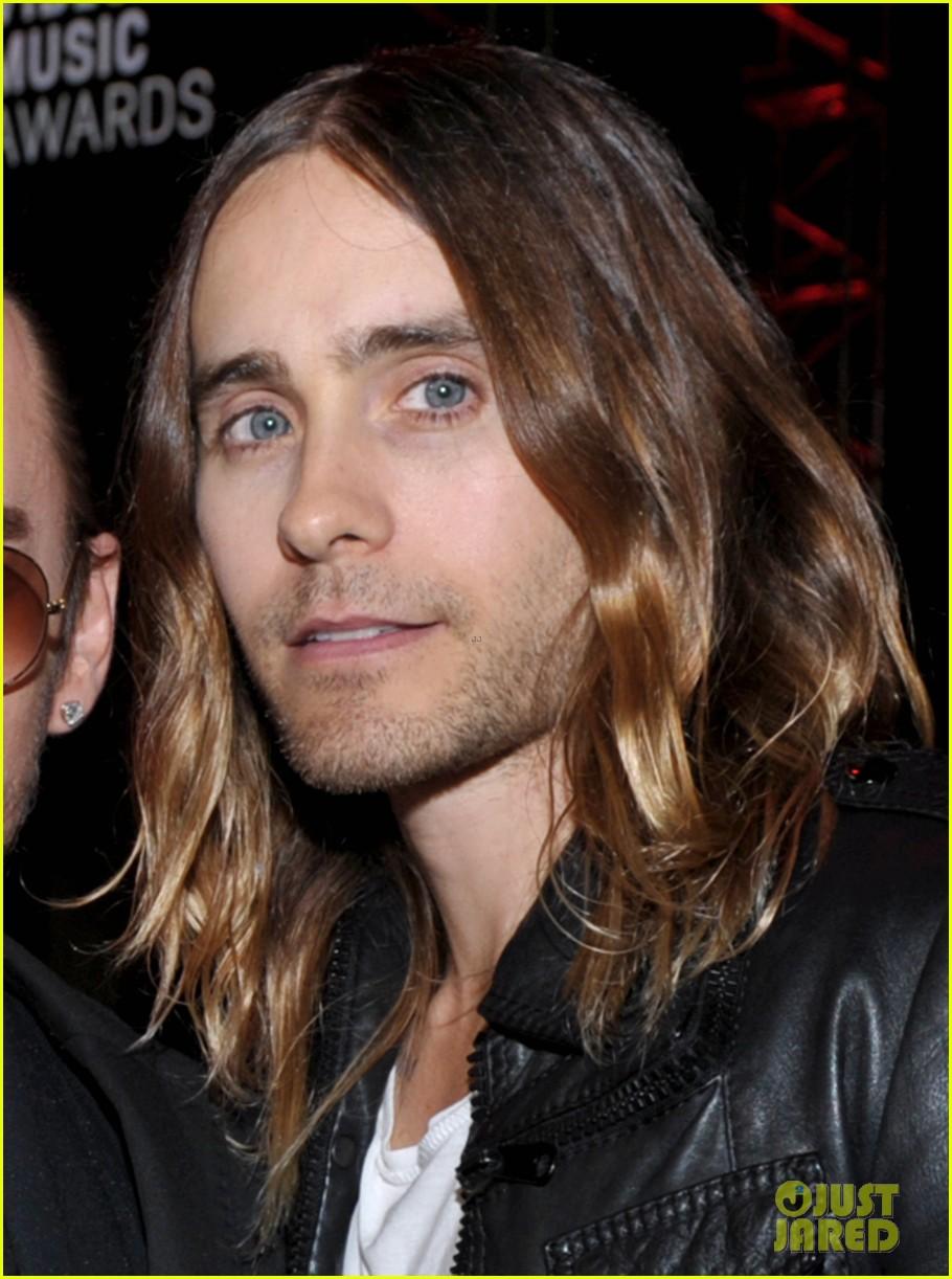 Jared Leto 30 Seconds To Mars Celeb Diary: Ja...