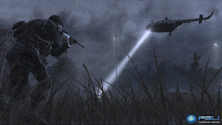 Call of Duty 4 Modern Warfare Wallpaper