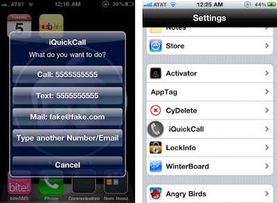 iQuickCall for iPhone