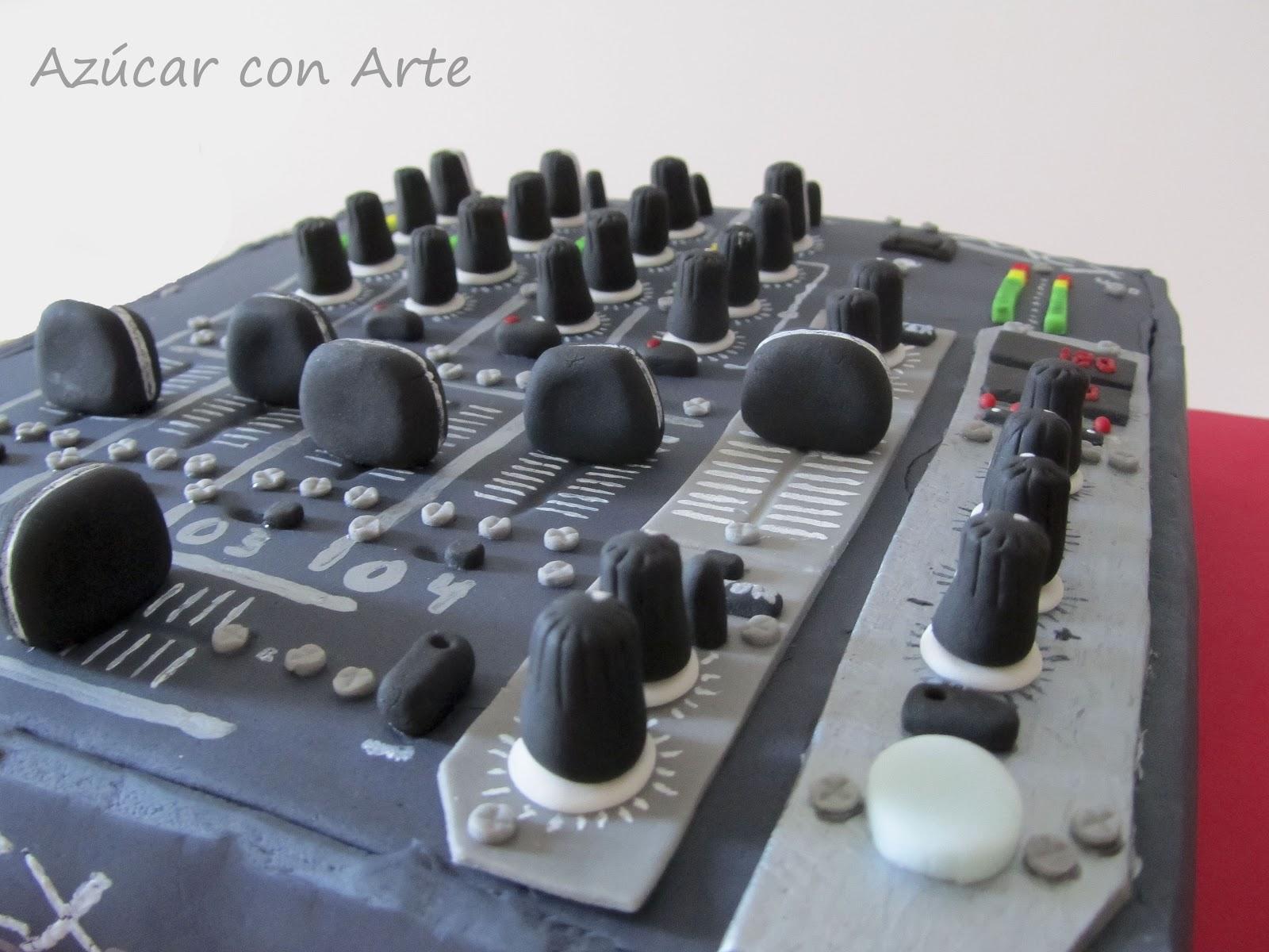 Az car con arte tarta mesa de mezclas for Programa mesa de mezclas